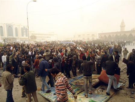 Protestes a Líbia / REUTERS